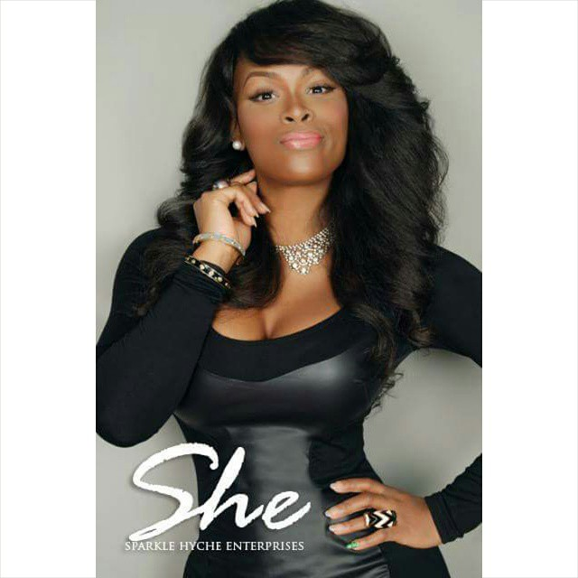 Sparkle Hyche Founder of She The Brand