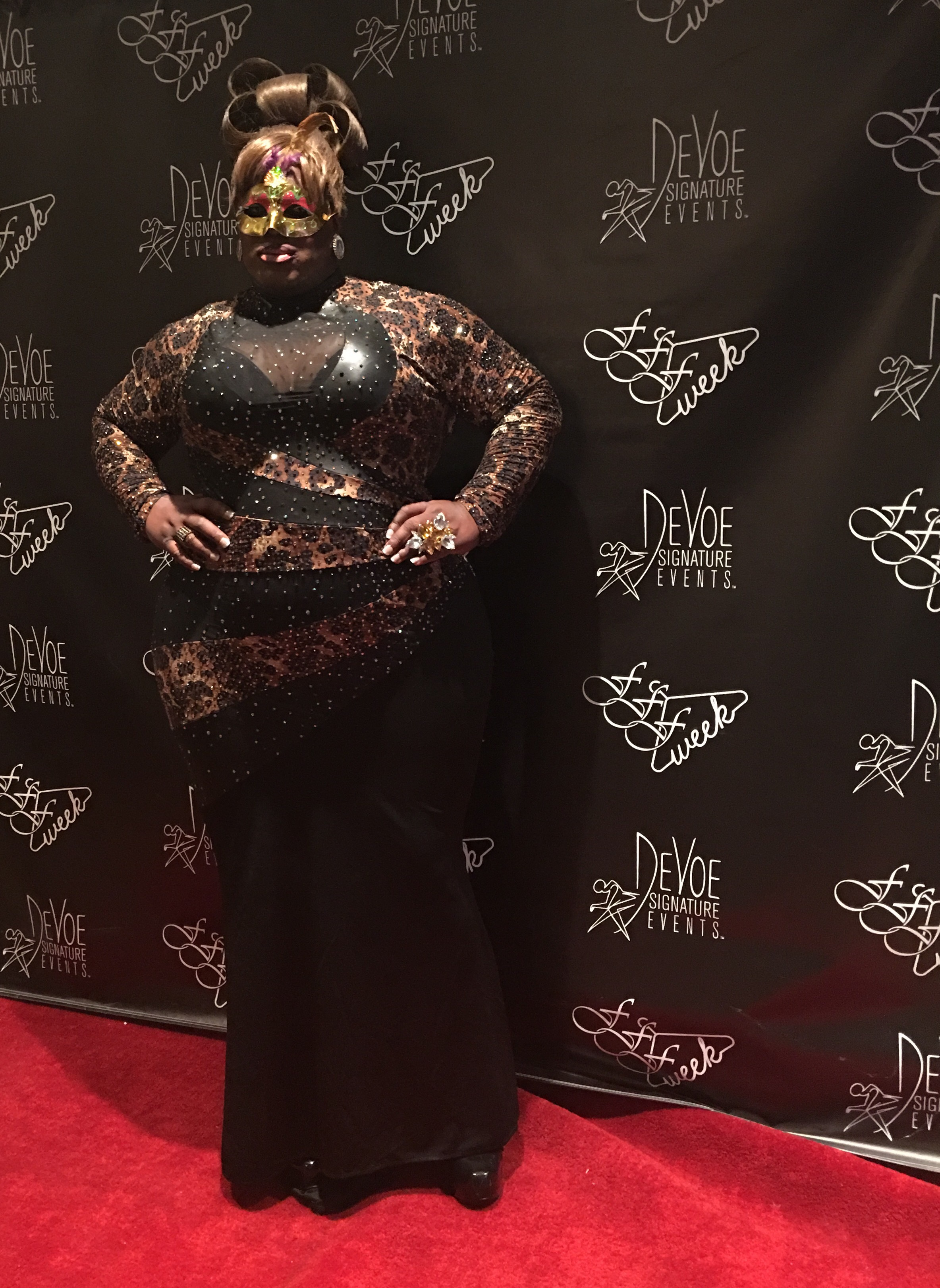 FFFWeek's Plus Size Prom