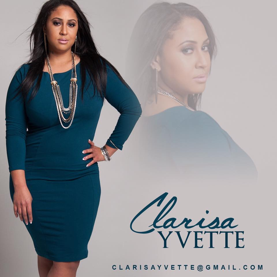 Model and lifestyle blogger Clarisa Yvette