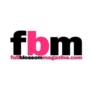 Logo for Full Blossom Magazine