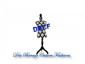 Logo for Dia Bocage Custom Fashions
