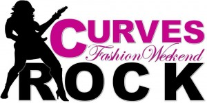 Logo for Curves Rock Weekend