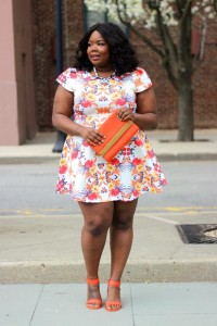 Chante Burkett of Everything Curvy and Chic