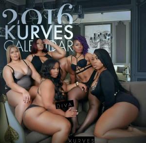 2016 Kurves Calendar