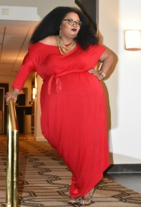 Maui Bigelow of PHAT Girl Fresh styled by Ego Boutique