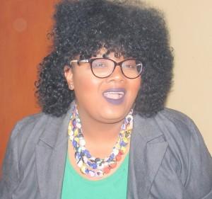 Maui curator of PHAT Girl Fresh wearing ColourPop Cosmetics
