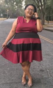 Blogger Maui Bigelow of PHAT Girl Fresh