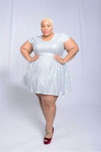 Plus Size Model Jessica Carter