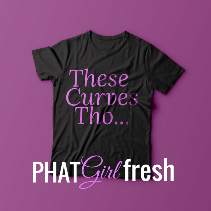 You haters corny tee by PHAT Girl fresh. wm