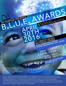 BLUE AWARDS
