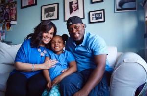 Madeline Jones and Family