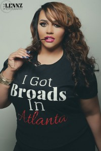 PHAT Girl Gear styled by Yolanda Ann