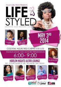 2014 PHAT Girl Fresh Presents Life Styled