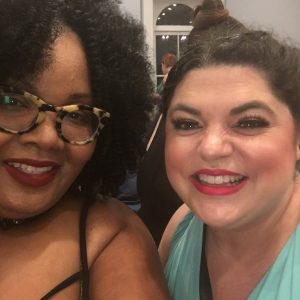 Maui and Kelly from Big Curvy Love