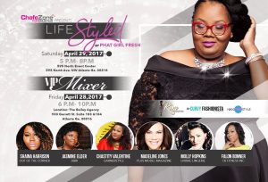 ChafeZone for Chub Rub Presents Life Styled by PHAT Girl Fresh