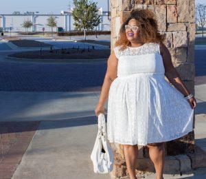 plus size blogger, Maui Bigelow Of Phat Girl Fresh