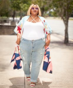 Maui of PHAT Girl Fresh For Ashley Stewart Denim
