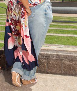 Maui of PHAT Girl Fresh For Ashley Stewart Denim