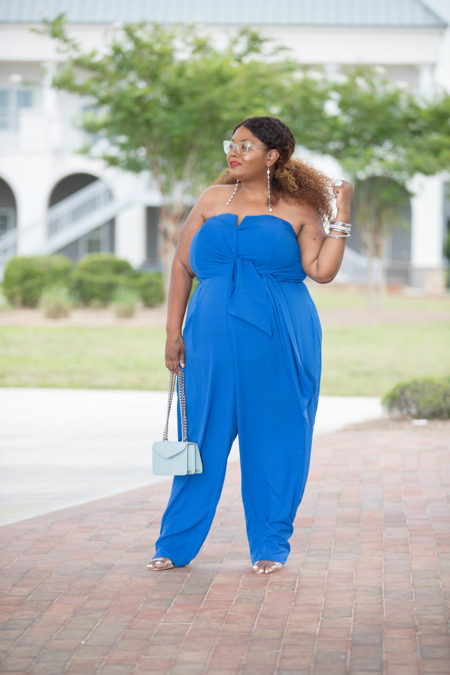 Plus size style inspiration by writer Maui Bigelow